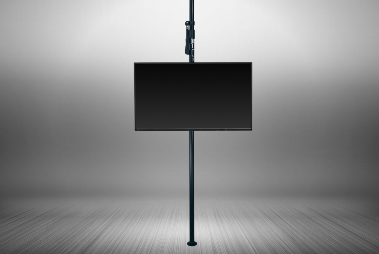 MOFO Pole Portable TV Mount