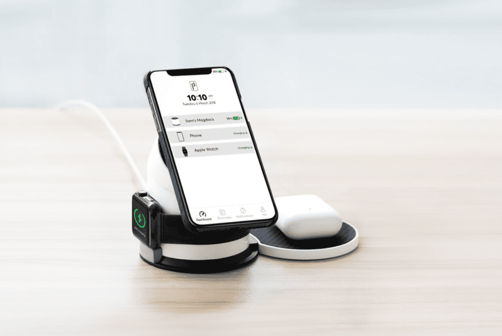 PITAKA MagDock All-In-One Wireless Charger