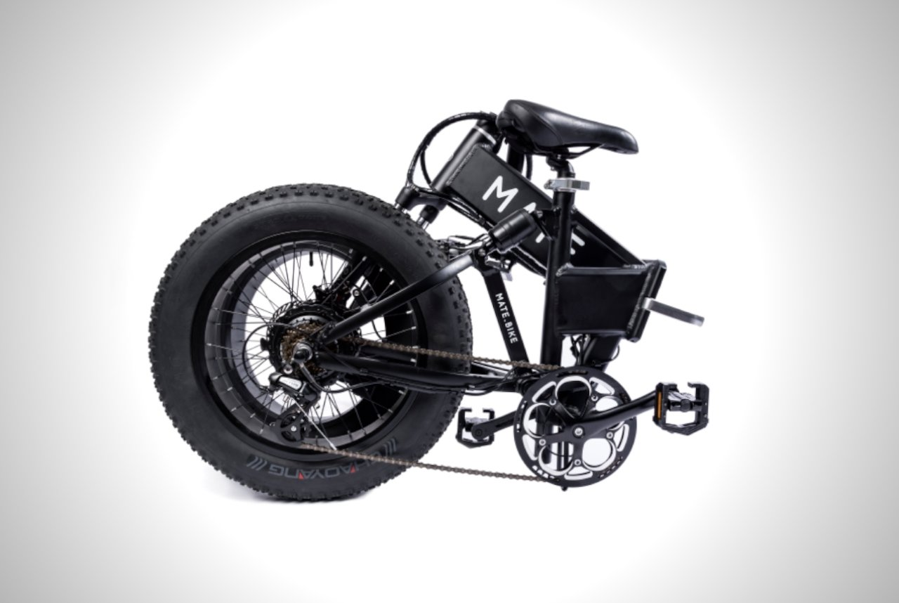 Mate X Folding E-Bike