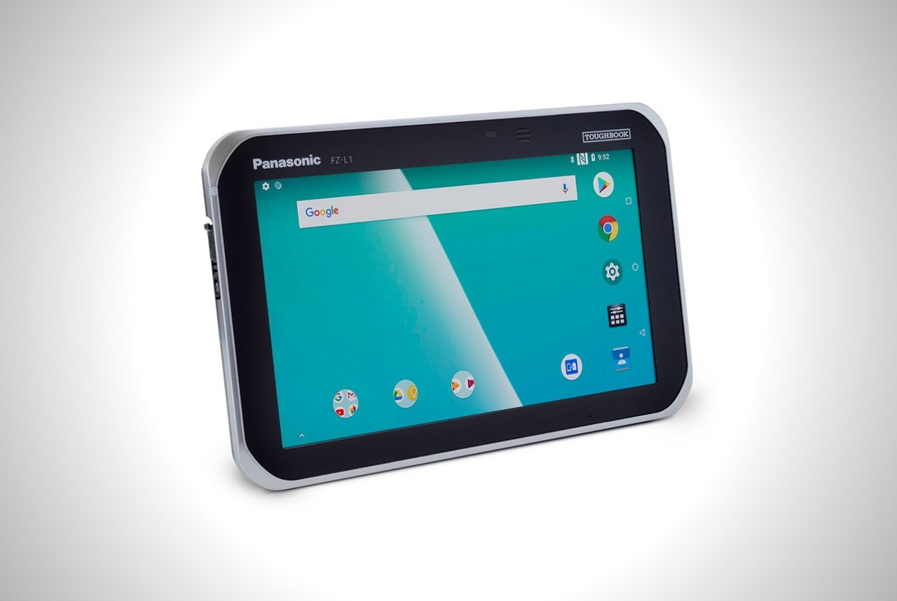 Panasonic Toughbook FZ-L1 Rugged Tablet