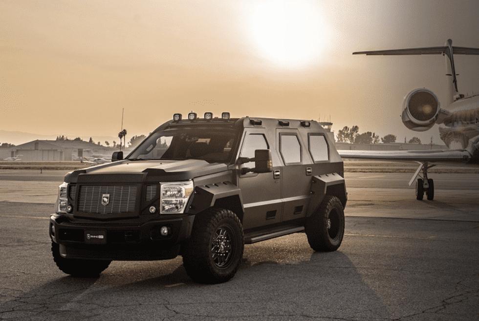 Rhino GX By US Specialty Vehicles