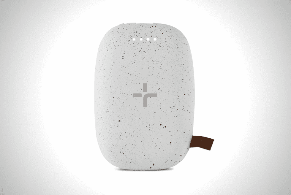 TYLT Pebble Wireless Charger and Powerbank