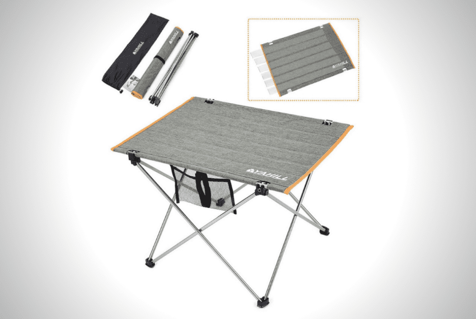 YAHILL Rollup Camping Table