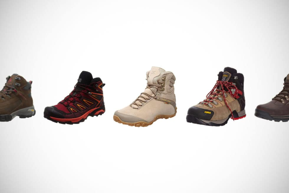 Top 14 Hiking Boots For Men