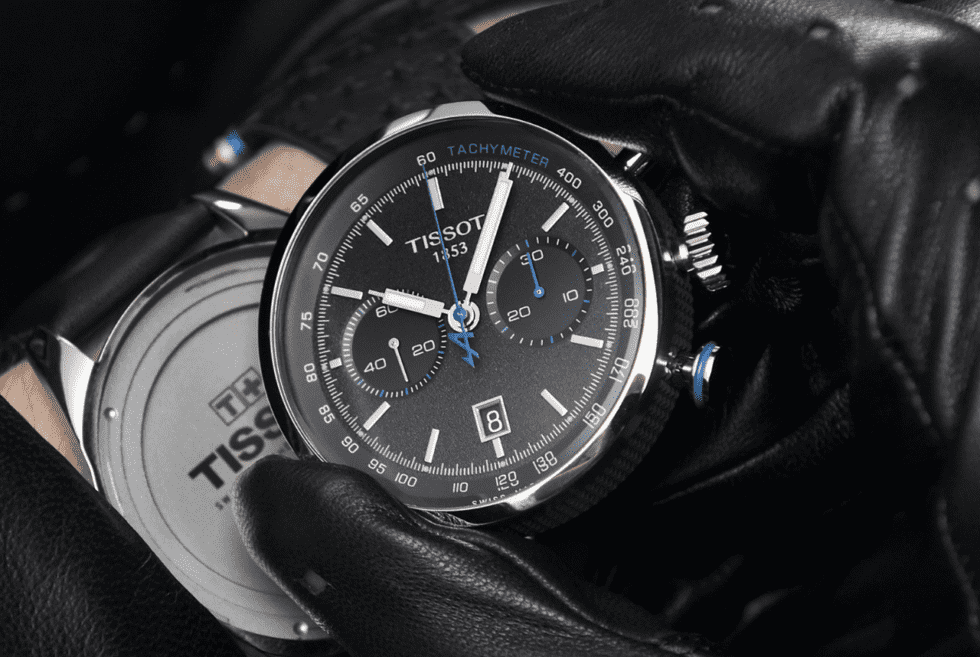 2018 Alpine A110 On Board Automatic By Tissot