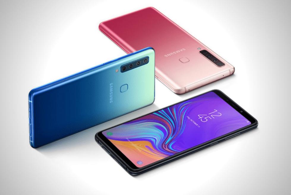 2018 Samsung Galaxy A9