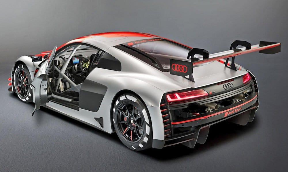 2019 Audi R8 Lms Gt3 Evo Mens Gear