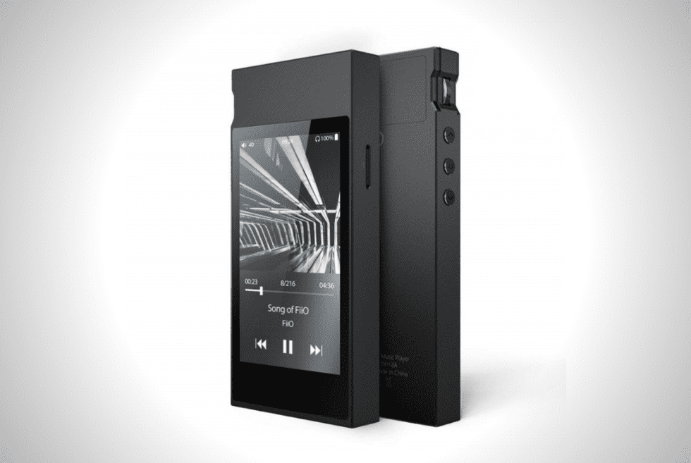 Fiio M7 High-Resolution Lossless Digital Audio Player