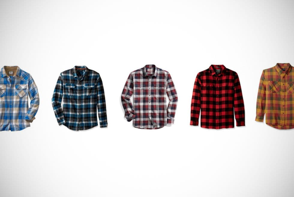 Top 12 Flannel Shirts For Men