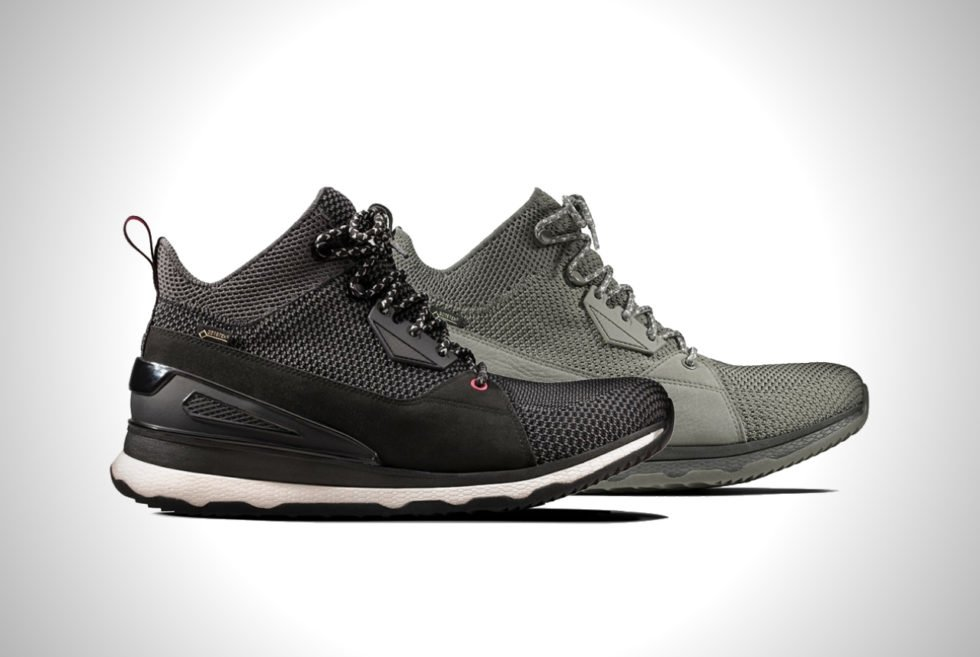 Gore-Tex Sneakers By Land Rover And Clarks