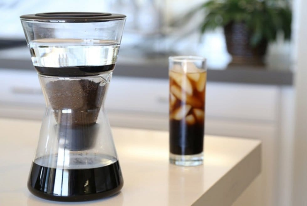 Gravity Cold Brew Coffee Maker