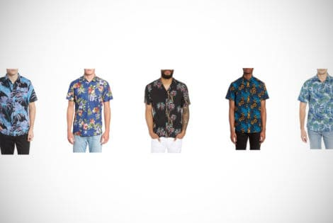 Tropical Hawaiian Shirts
