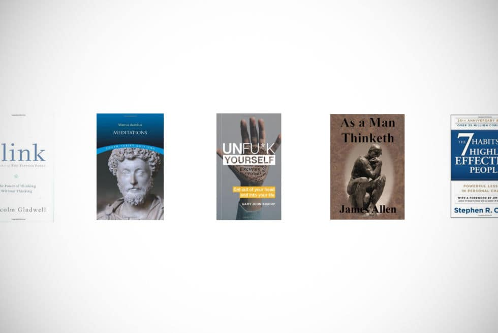 Self-Help Books For Men