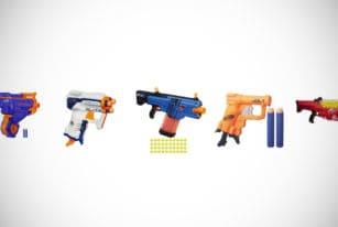 Nerf Guns For Men