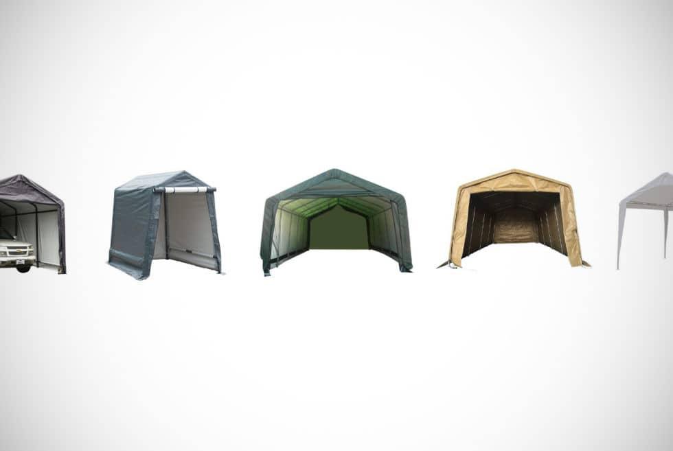 Portable Garage Shelters