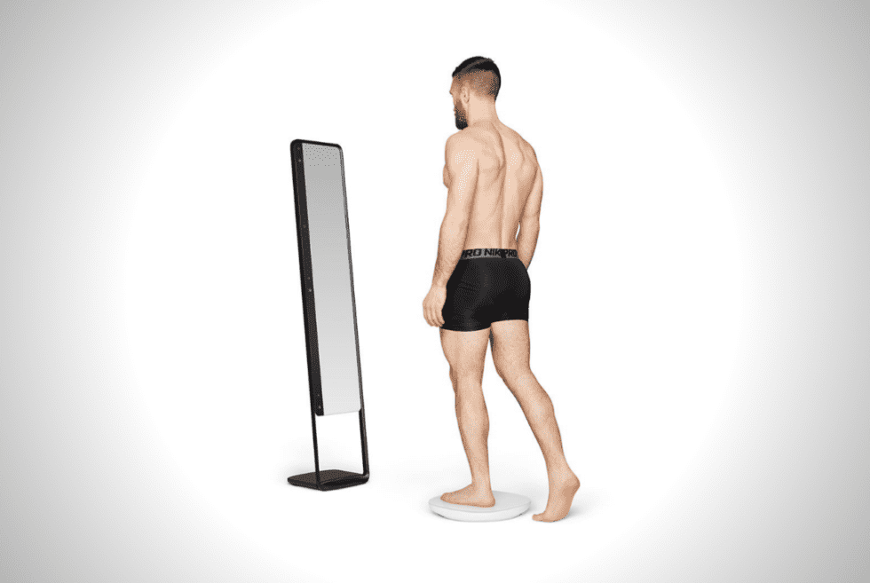 Naked Home Body Scanner