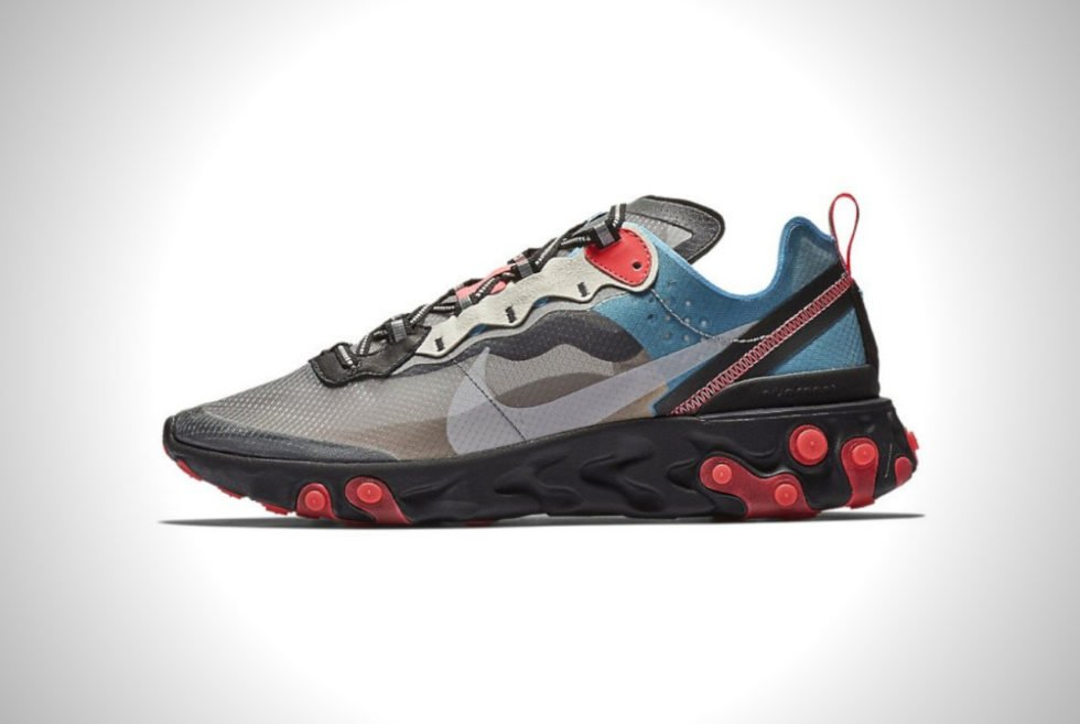 New Nike React Element 87 Colorway