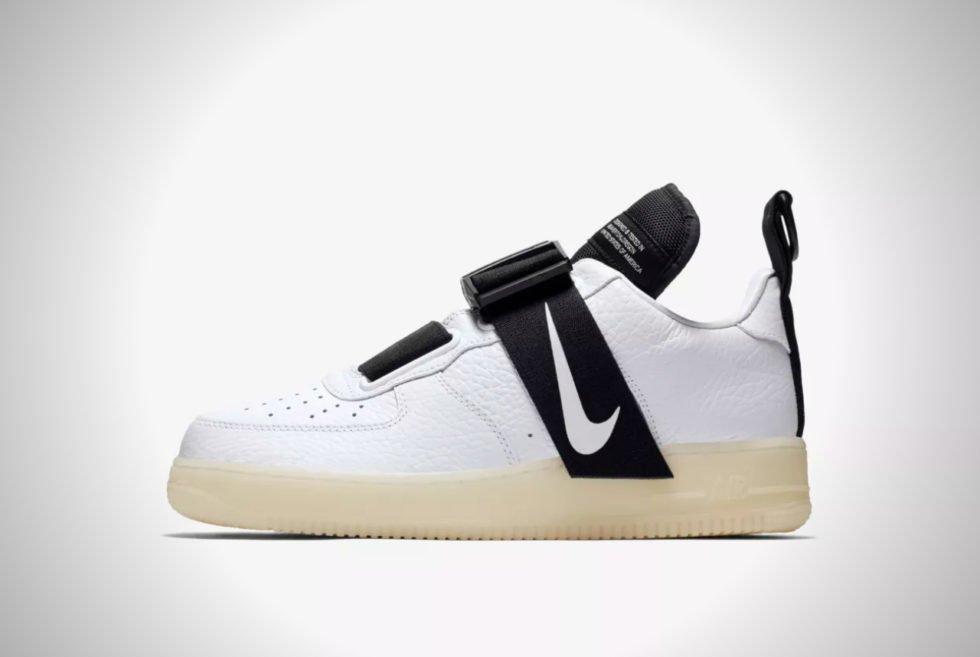 1 Nike Air StrapMen's With Buckle Utility Force Gear WeYEDH2I9b