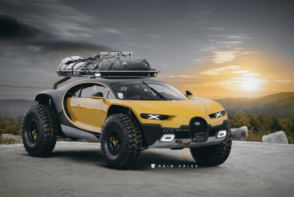 off road bugatti chiron concept men 39 s gear. Black Bedroom Furniture Sets. Home Design Ideas