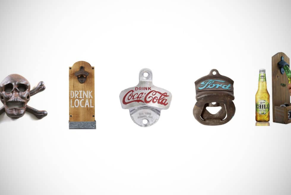 Wall Mounted Bottle Openers Paul Image