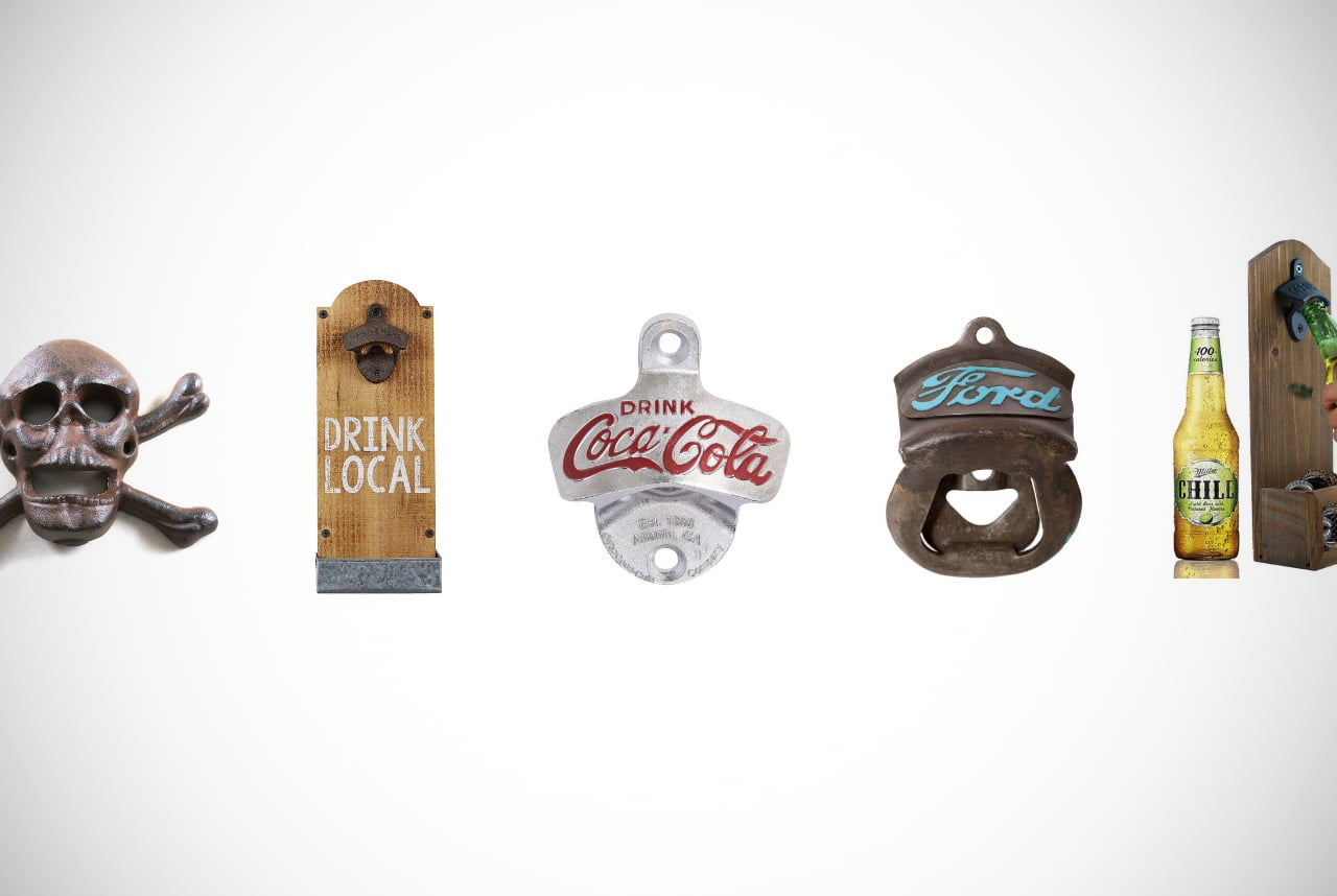 Top 25 Wall Mounted Bottle Openers That Ll Keep The Party Going In 2021