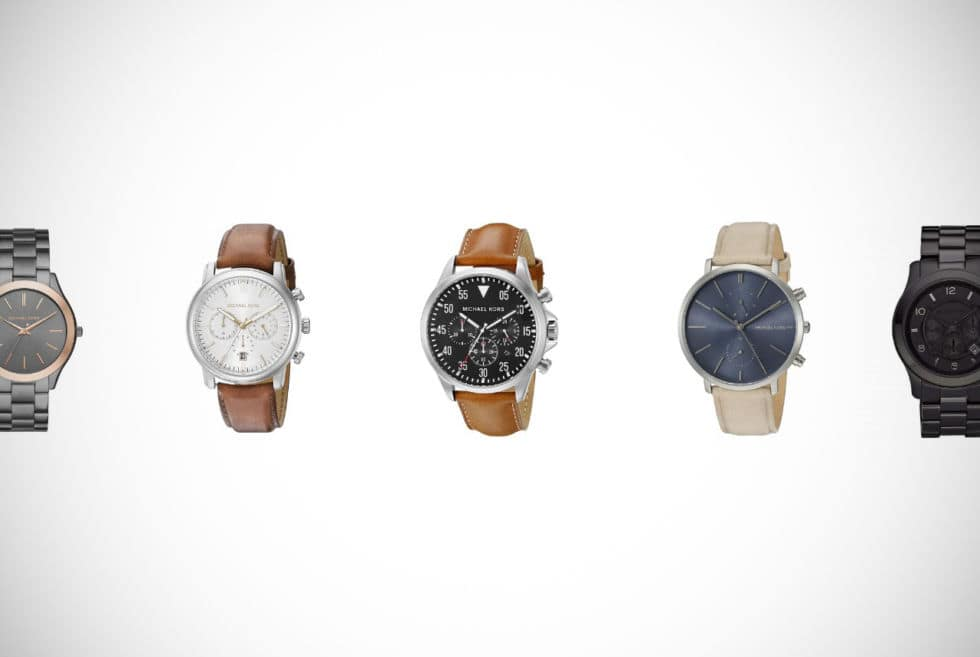Michael Kors watches for men