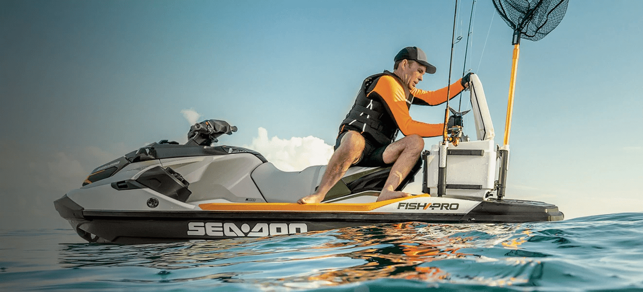 Sea-Doo Fish Pro PWC For Anglers | Men's Gear