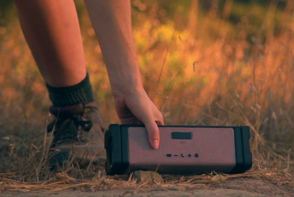 SolarBox Lumine Speaker