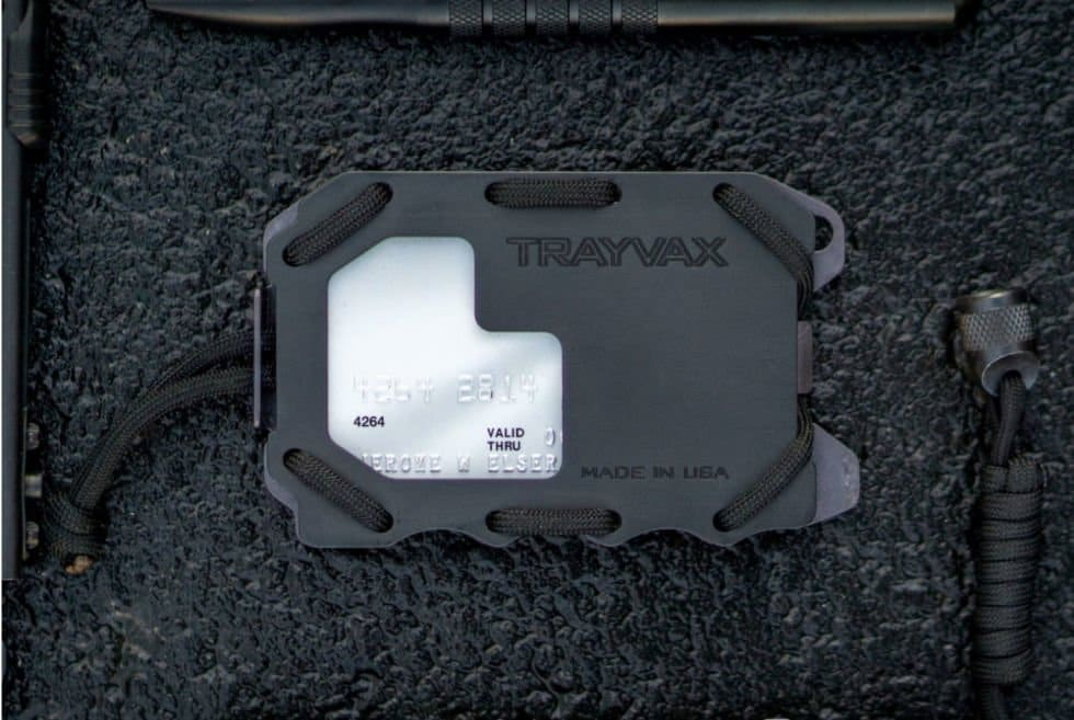 Trayvax OG 2.0 Multifunctional Wallet