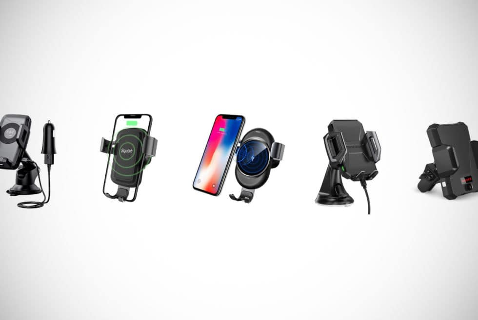 Wireless Car Charging Holders