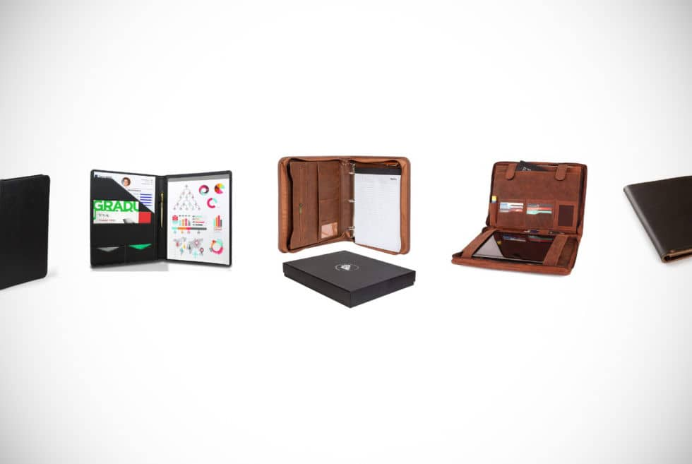 Top 17 Leather Portfolios For Men That'll Keep You Organized