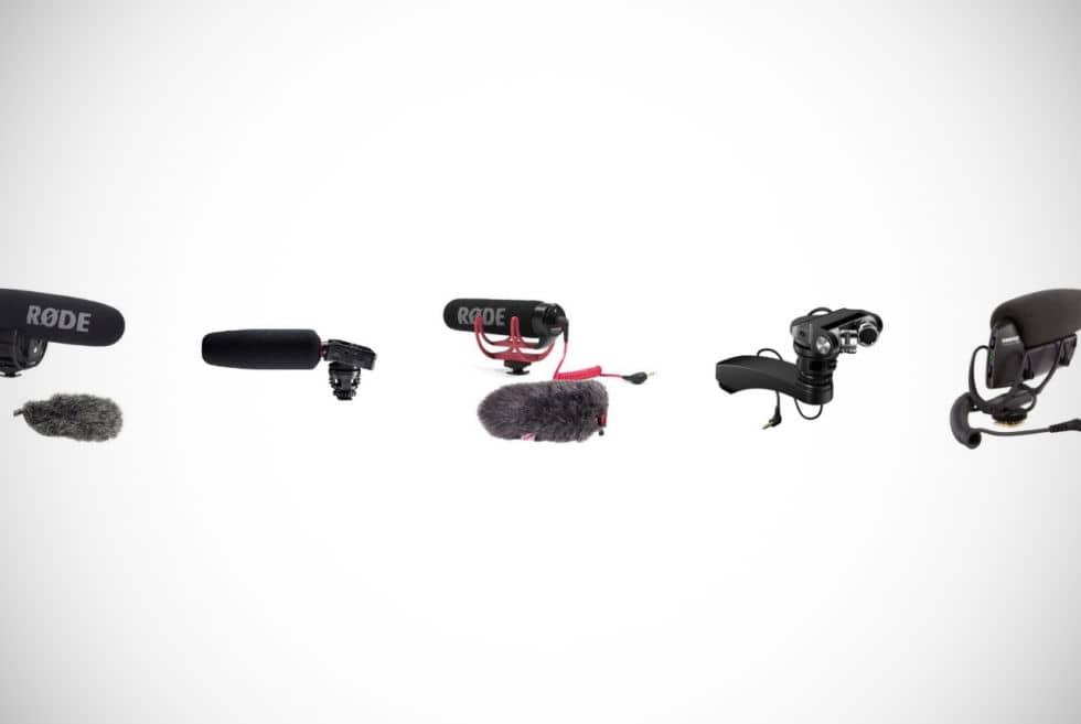DSLR Shotguns Microphones