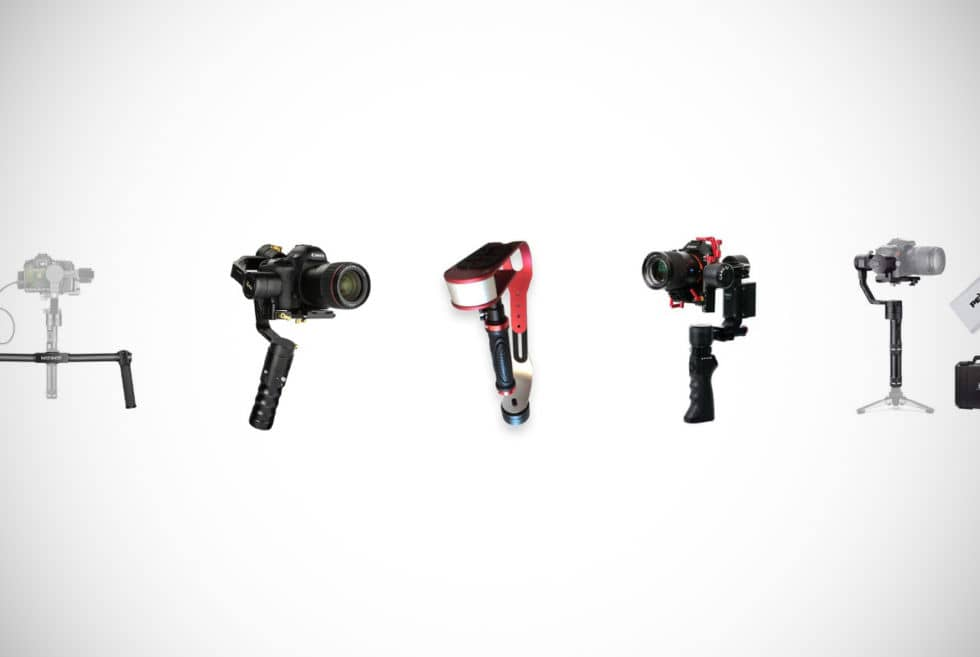 Gimbals, Stabilizers And Steadycams Accessories For The DSLR Camera