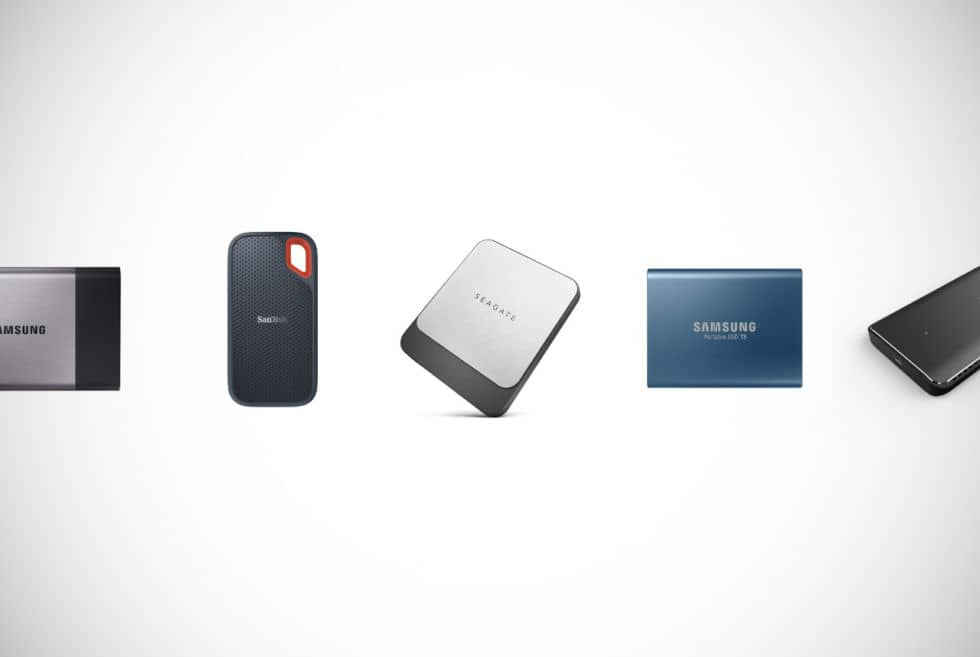 Top 8 External SSD Hard Drives