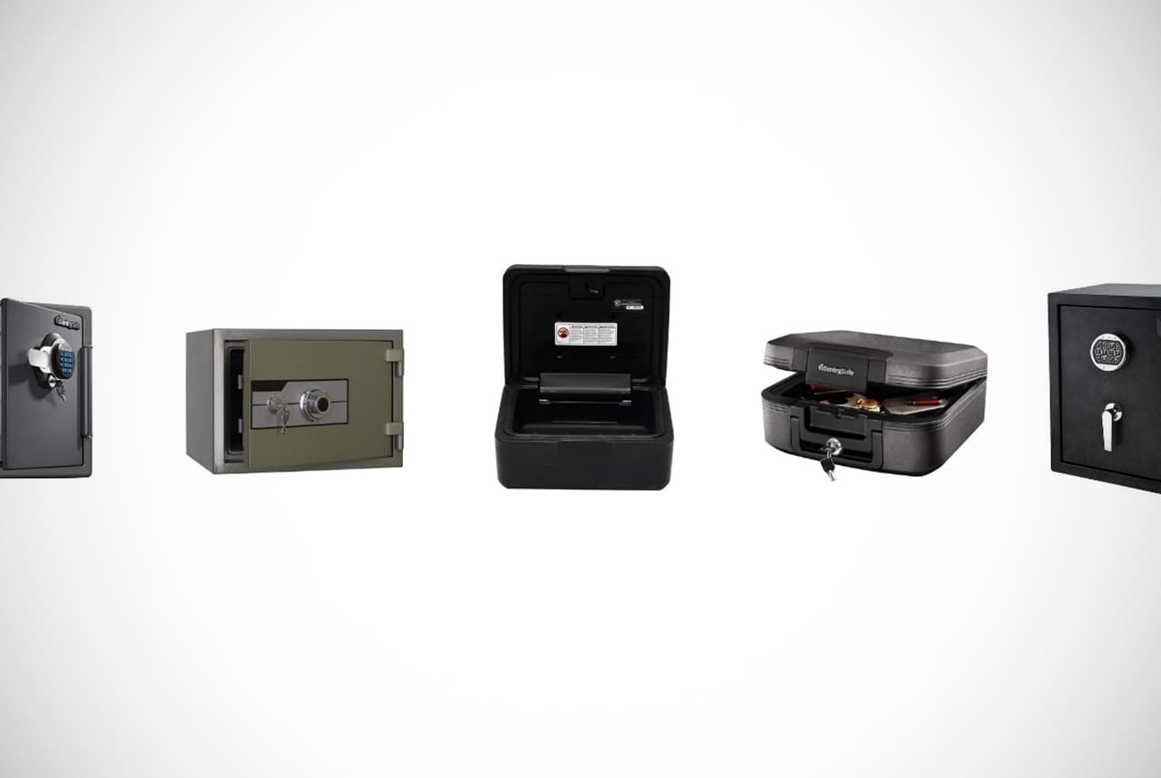 Top 17 Fire Resistant And Fireproof Safes