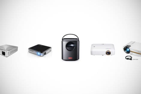 Portable Mini Projectors