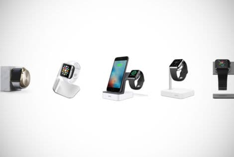 Apple Watch Docks and Stands