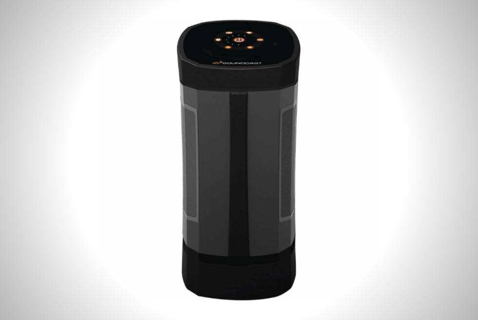 The Soundcast VG5 Is A Weather-Proof Bluetooth Speaker