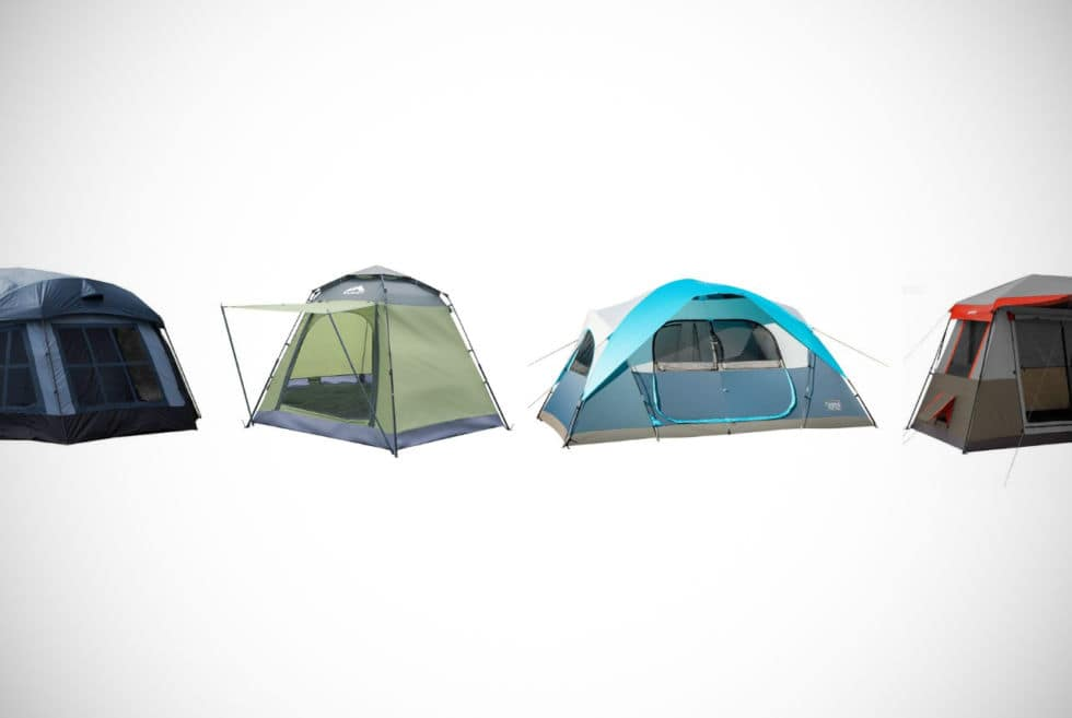 Best 20 Large Family Camping Tents