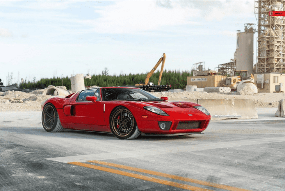 2005 Ford GT by Heffner Performance