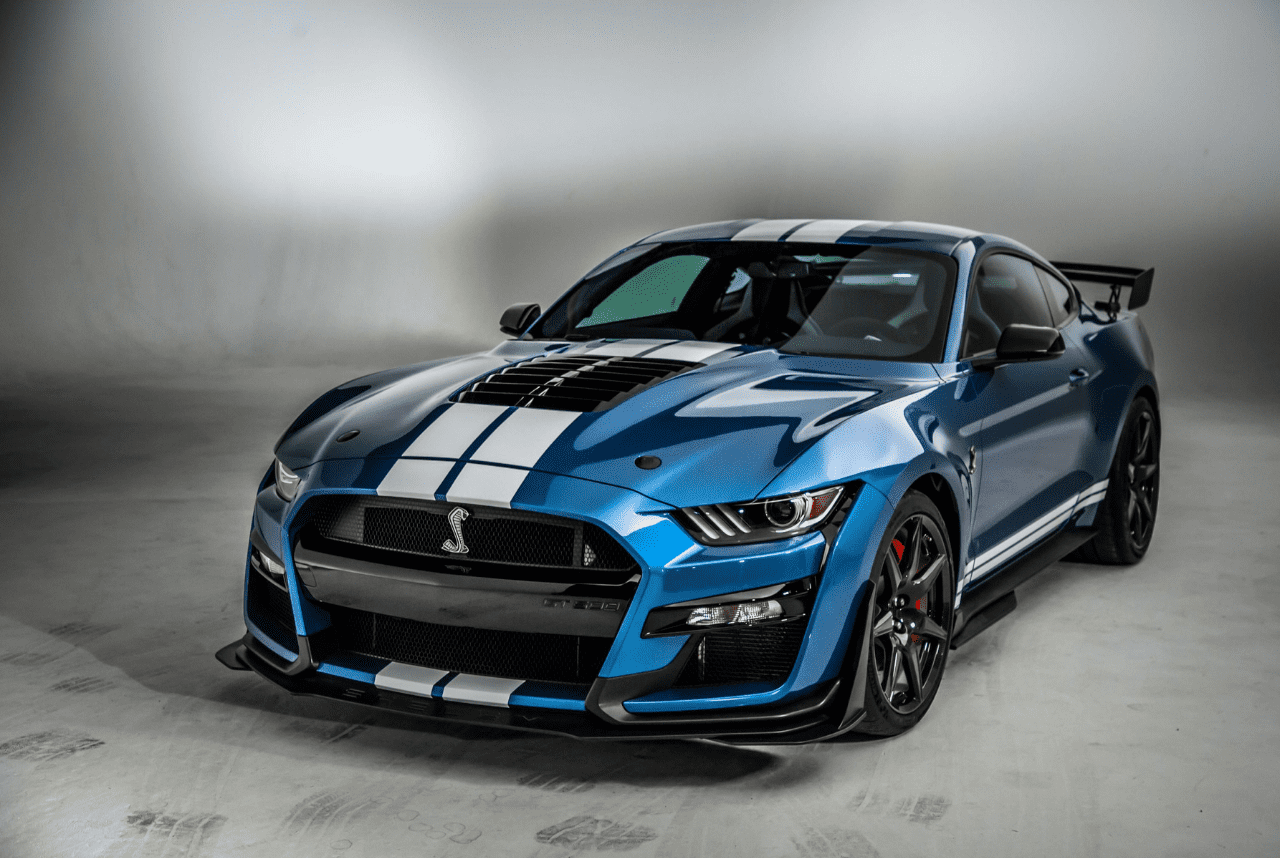 ford mustang shelby gt coupe mens gear