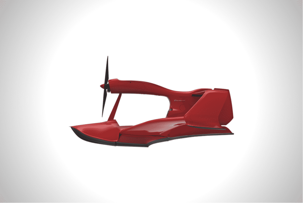 Take Flight With The FlyNano Personal Aircraft