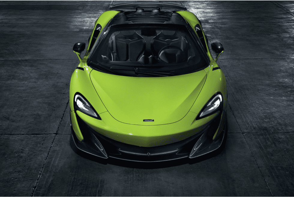 Embrace The Open Air With The McLaren 600LT Spider