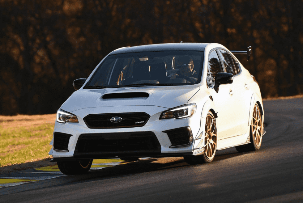 The Subaru STI S209 Gets A Limited Run Of 200 Units Only