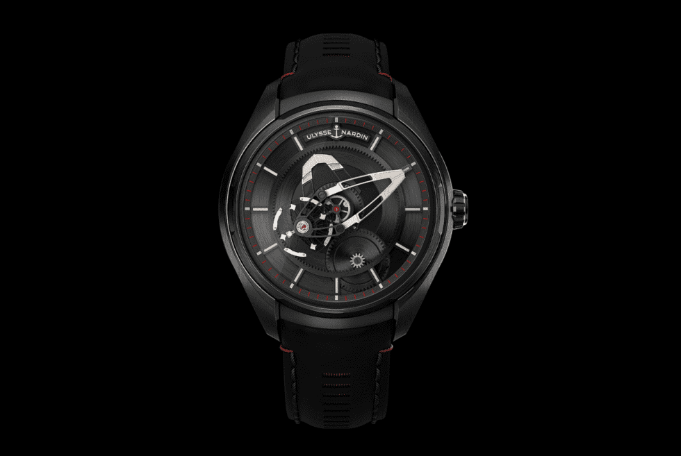 Ulysse Nardin Freak X Wristwatch