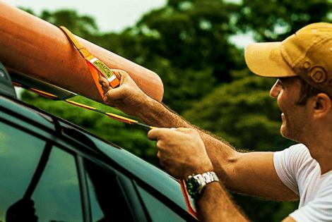 WRAPTIE™ tie-down strap