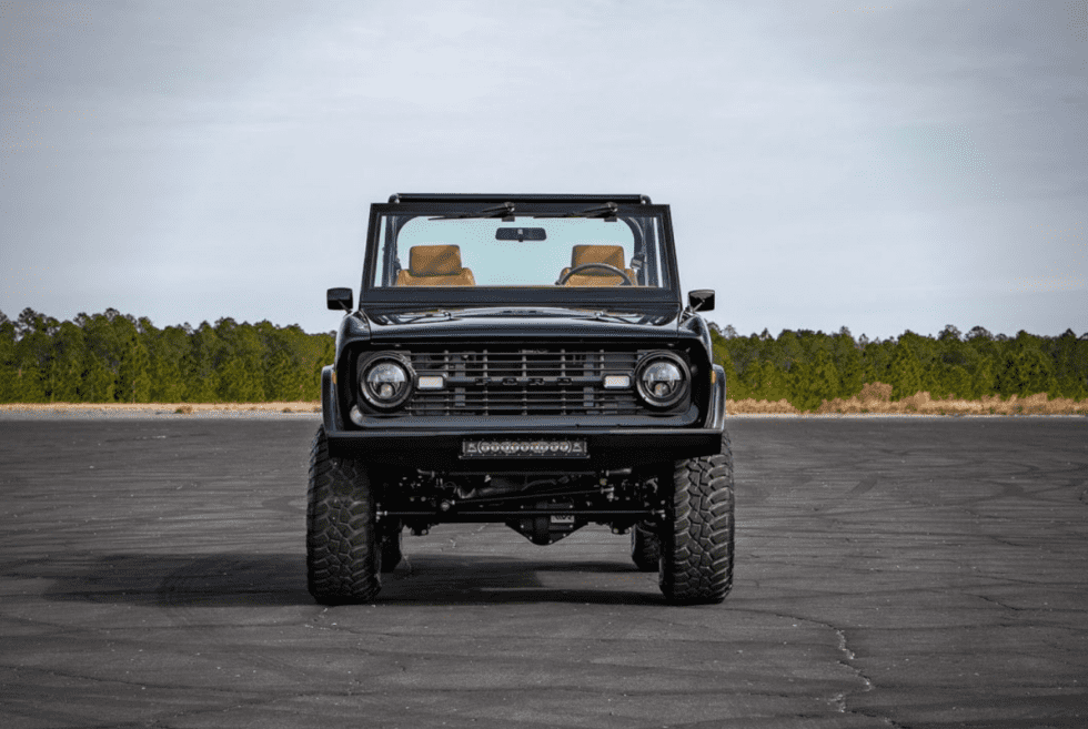 1968 Ford Bronco By Velocity Restorations