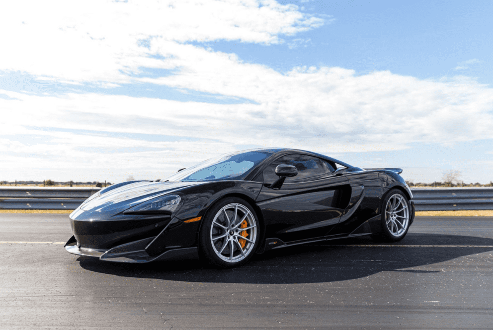Hennessey Performance Unveils The 2019 HPE800 McLaren 600LT