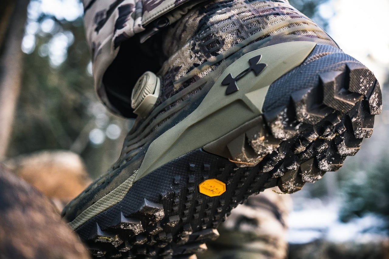 CH1 GTX Hunting Boots By Under Armour