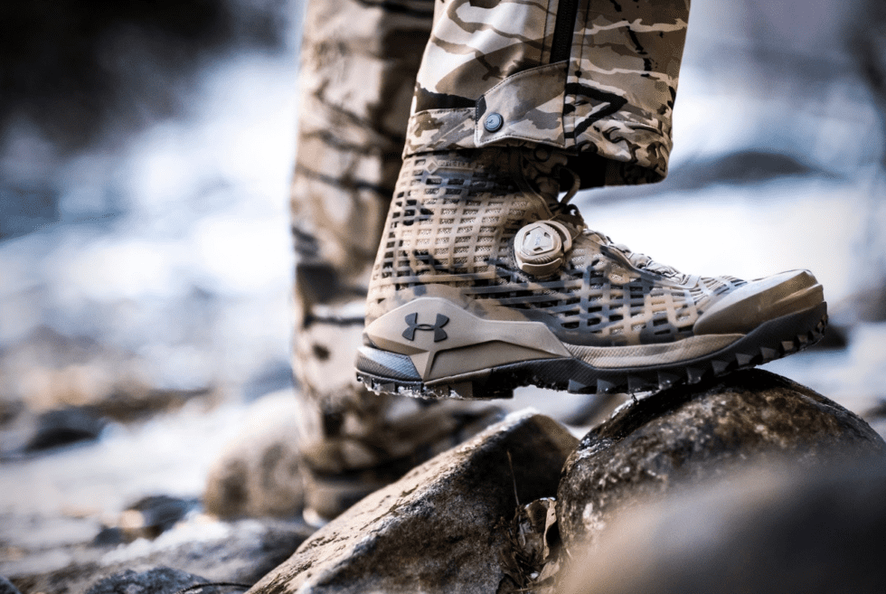 CH1 GTX Hunting Boots By Under Armour And Cam Hanes